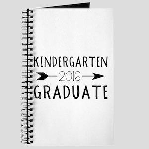 Kindergarten Graduate Arrow Journal