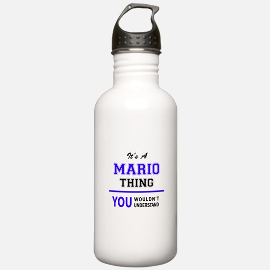It's MARIO thing, you Water Bottle