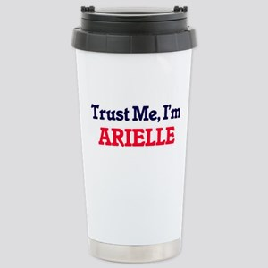 Trust Me, I'm Arielle Stainless Steel Travel Mug