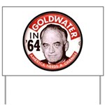 Goldwater-2 Yard Sign