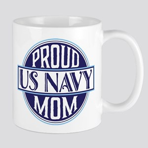 Proud US Navy Mom Mugs