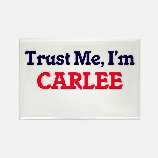 Trust Me, I'm Carlee Magnets