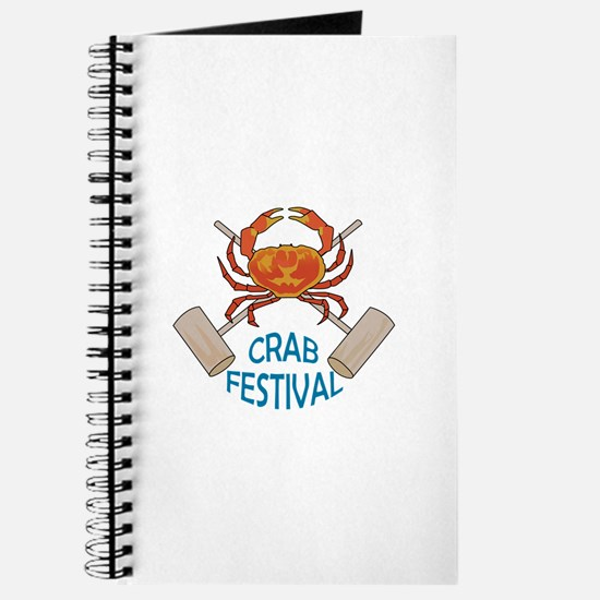 Crab Festival Journal