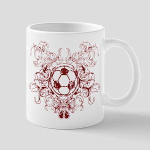 vintage soccer Mugs
