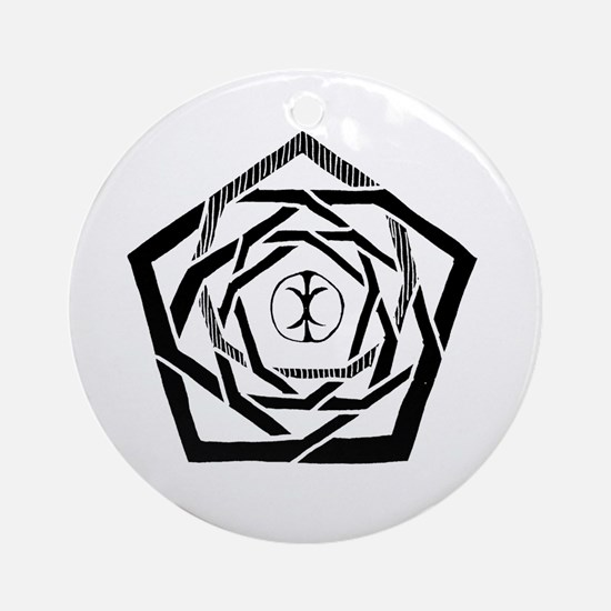 Erisian Mandala Chaos Ornament (Round)