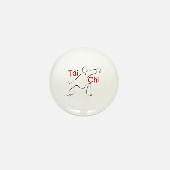 Cute Chi Mini Button