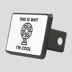 This Is Why I'm Cool Rectangular Hitch Cover