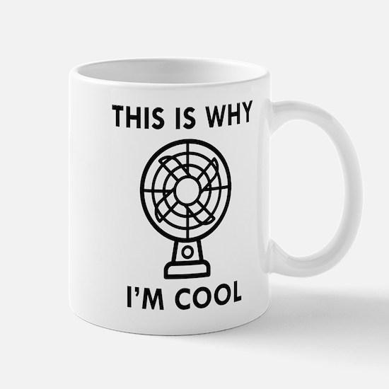 This Is Why I'm Cool Mug
