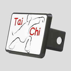Tai Chi Rectangular Hitch Cover