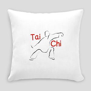 Tai Chi Everyday Pillow