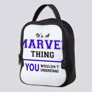 It's MARVEL thing, you wouldn't Neoprene Lunch Bag