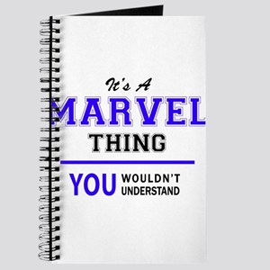 It's MARVEL thing, you wouldn't understand Journal