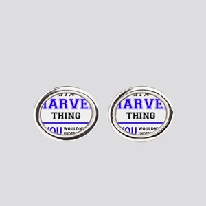 It's MARVEL thing, you wouldn't und Oval Cufflinks