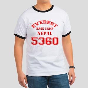 Everest Base Camp Red T-Shirt