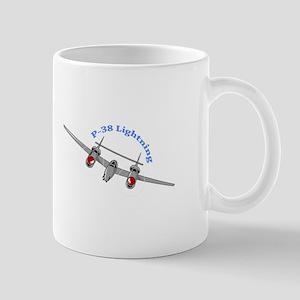 P Thirty Eight Mugs