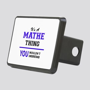 It's MATHE thing, you woul Rectangular Hitch Cover
