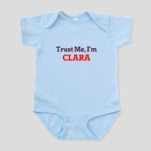 Trust Me, I'm Clara Body Suit