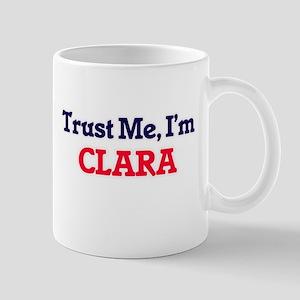 Trust Me, I'm Clara Mugs