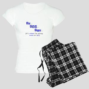 To, Too, Two Women's Light Pajamas