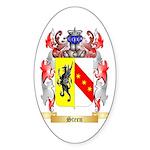 Stern Sticker (Oval 10 pk)