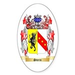 Stern Sticker (Oval 50 pk)