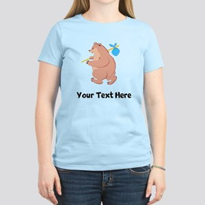 Bear Hitchhiking (Custom) T-Shirt
