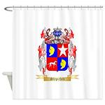 Stepichev Shower Curtain