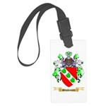 Stephenson Large Luggage Tag