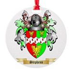 Stephens Round Ornament