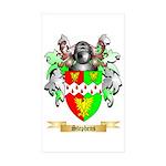 Stephens Sticker (Rectangle 10 pk)