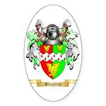 Stephens Sticker (Oval)