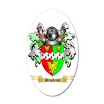 Stephens 35x21 Oval Wall Decal