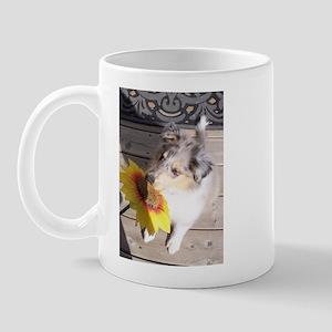 cute dog Mug