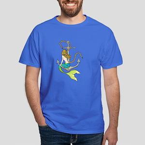 Mermaid On Anchor T-Shirt