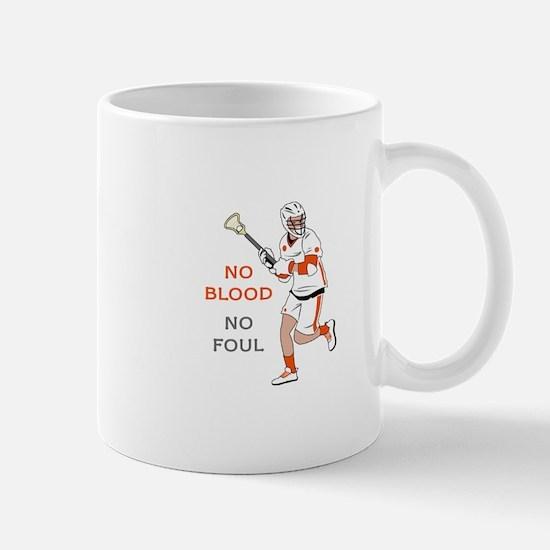 No Blood No Foul Mugs