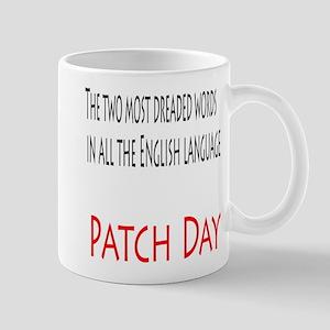 Patch Day Mug