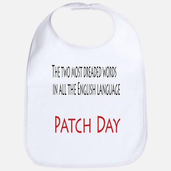 Patch Day Bib