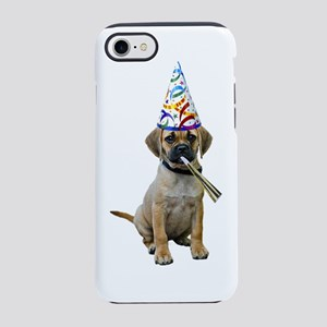 Puggle Party iPhone 8/7 Tough Case
