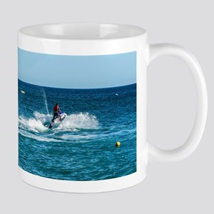 Life is good - when you are above the ocean w Mugs
