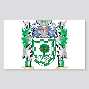Mooney Coat of Arms - Family Crest Sticker