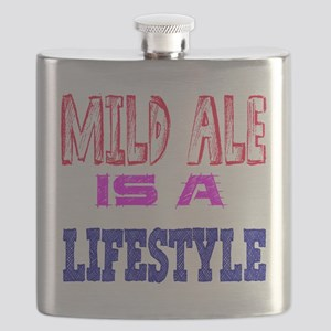 Mild Ale Is A LifeStyle Flask