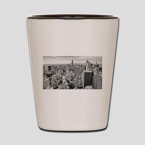 Manhattan Shot Glass