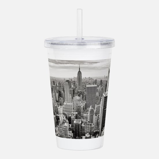 Manhattan Acrylic Double-wall Tumbler