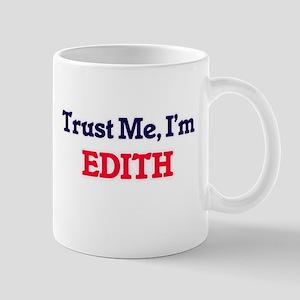 Trust Me, I'm Edith Mugs