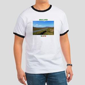 Achill Island Road Ringer T