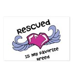 Rescued Postcards (Package of 8)