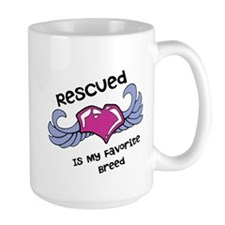 Rescued Mugs
