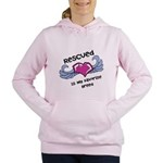 Rescued Women's Hooded Sweatshirt