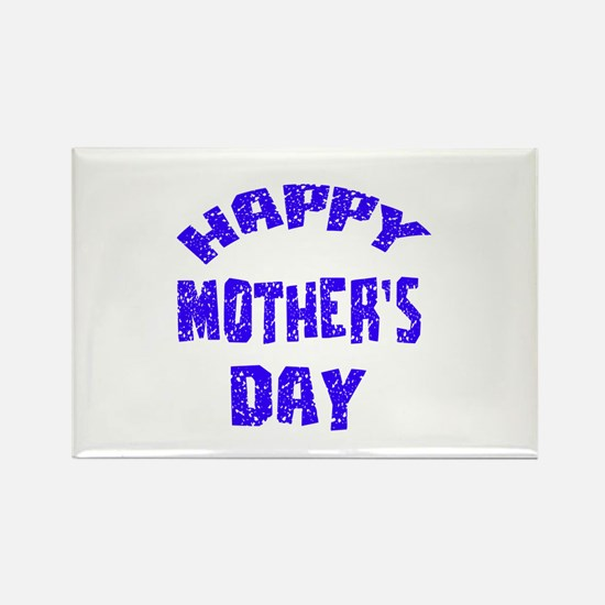 Happy Mother's Day Des Rectangle Magnet (100 pack)