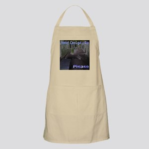 Rez Please BBQ Apron